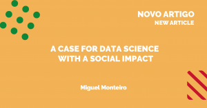 A case for Data Science with a social impact