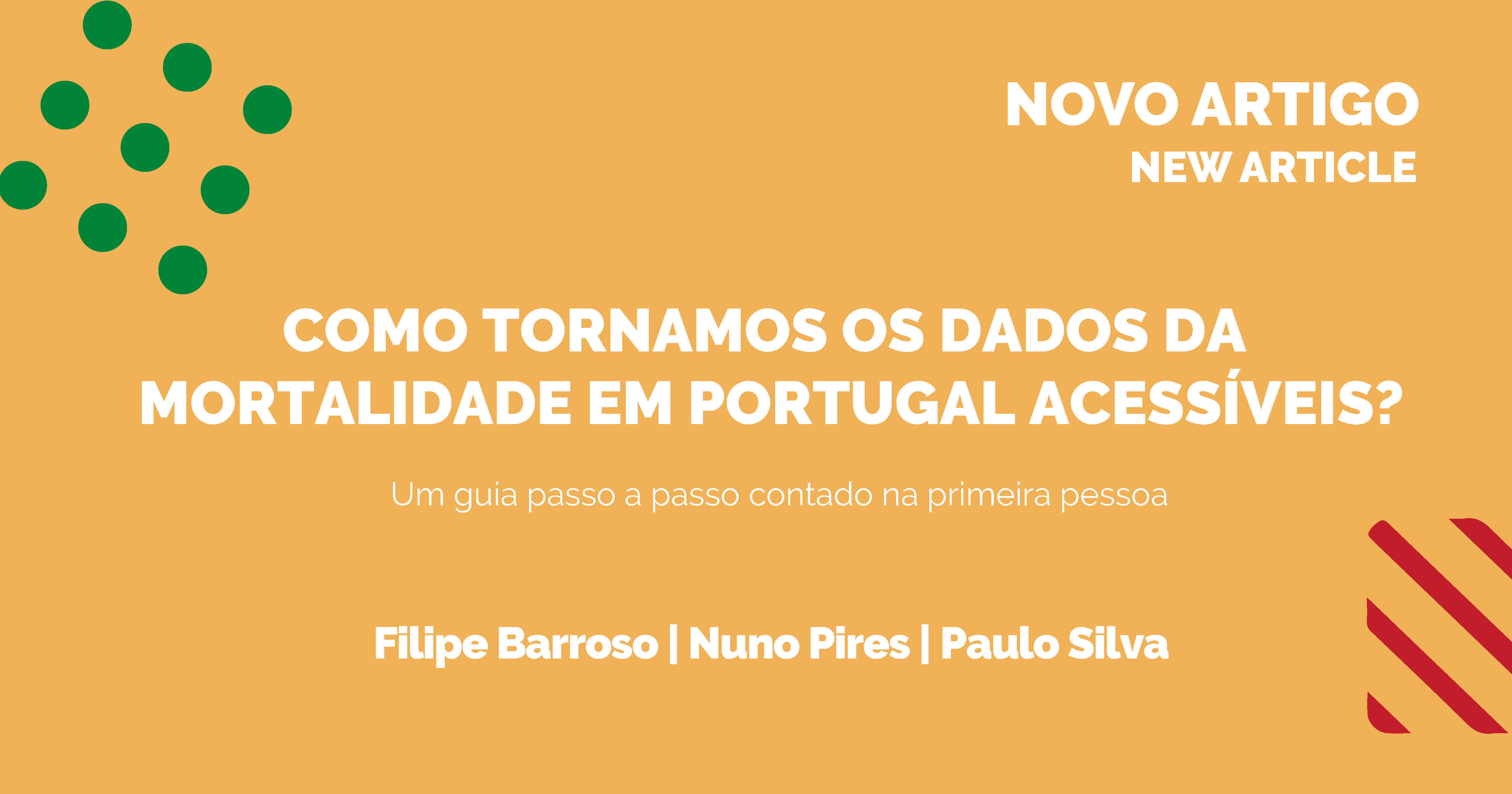 Como tornamos os dados da mortalidade em Portugal acessíveis? Um guia passo a passo contado na primeira pessoa